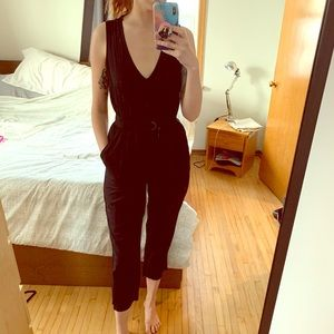 Obey Other - Obey black jumpsuit